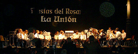 Banda Infantil en Sant Cecilia 2006